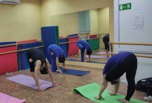 Секция «Хатха-йога»