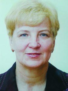 Щербакова Татьяна Васильевна