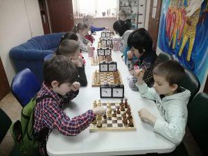 Секция «Шахматы»